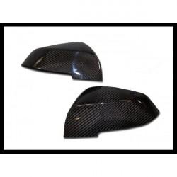 Calotte coprispecchi in carbonio BMW F30 / F20 / F31 / E84