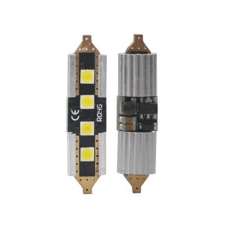 Diodo LED L350W C5W 36mm 2xSMD3632 Samsung CANBUS