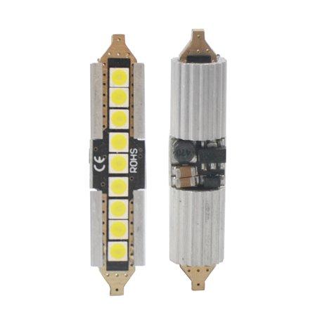 Diodo LED L351W C5W 42mm 4xSMD3632 Samsung CANBUS