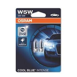 Lampada alogena OSRAM Cool Blue 12V W5W