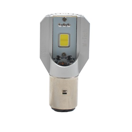 Diodo LED L102 Ba20d 2x6W bianco