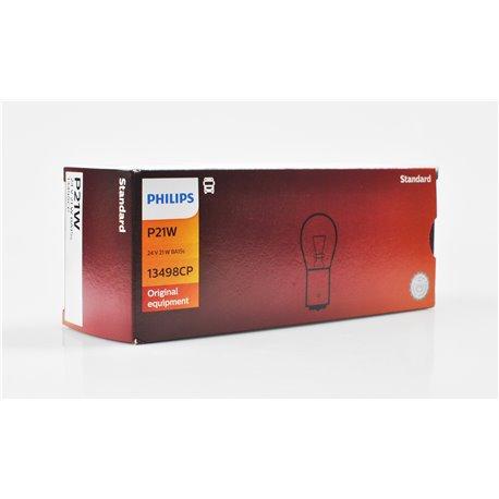 Lampada alogena Philips P21W BA15s 24V 21W CP