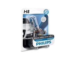 Lampada alogena Philips H8 WhiteVision PGJ19-1 12V 35W