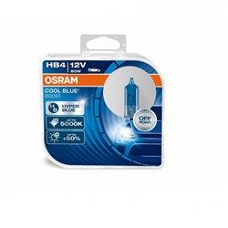 Lampada alogena OSRAM COOL BLUE BOOST HB4 P22d 12V 80W