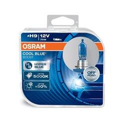 Lampada alogena OSRAM COOL BLUE BOOST H9 PGJ19-5 12V 75W