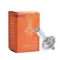 Lampada alogena Standard H7 lampada 12V