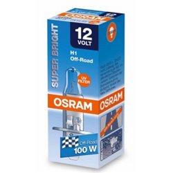 Lampada alogena OSRAM SUPER BRIGHT PREMIUM H1