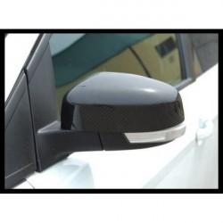 Calotte coprispecchi in carbonio Ford Focus/Mondeo 08
