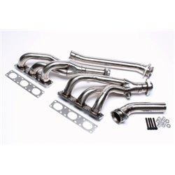 Collettori di scarico in acciaio Inox per BMW E34 / E36 / E39