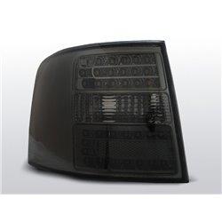 Coppia fari Led posteriori Audi A6 C5 97-04 Avant Fume