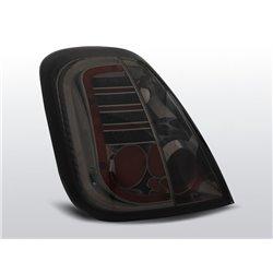 Coppia fari Led posteriori Fiat 500 07- Fume