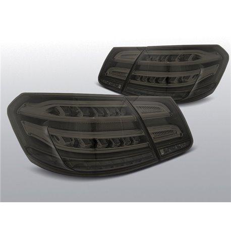 Coppia fari Led posteriori Mercedes Classe E W212 09-13 Fume
