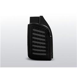 Coppia fari Led posteriori Volkswagen T5 09-15 Neri Fume