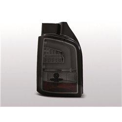 Coppia fari Led Bar posteriori Volkswagen T5 03-09 Fume