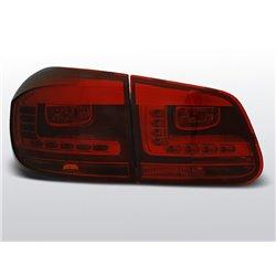 Coppia fari Led posteriori Volkswagen Tiguan 11- Rossi Fume