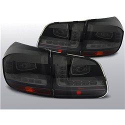 Coppia fari Led posteriori Volkswagen Tiguan 11- Fume