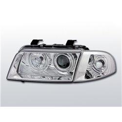 Fari Angel Eyes Audi A4 B5 94-98