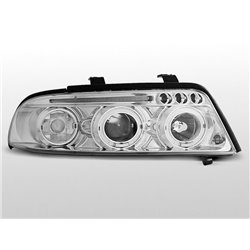 Fari Angel Eyes Audi A4 B5 99-00