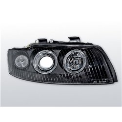 Fari Angel Eyes Audi A4 B6 00-04