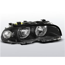 Fari Angel Eyes BMW Serie 3 E46 00-01 Coupe & Cabrio