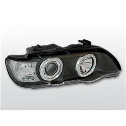 Fari Angel Eyes BMW X5 E53 99-03