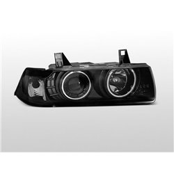 Fari Angel Eyes BMW Serie 3 E36 Coupe & Cabrio 90-99