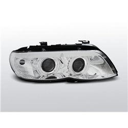 Fari Led Angel Eyes Xenon BMW X5 E53 03-06