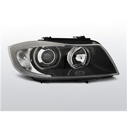 Fari Angel Eyes LED BMW Serie 3 E90/91 05-08