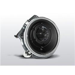 Coppia di fari Design Mercedes Classe G W461-W463 92-06 Neri