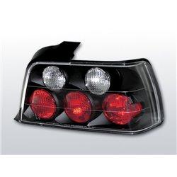 Coppia fari posteriori BMW Serie 3 E36 Coupe-Cabrio 90-99 Neri