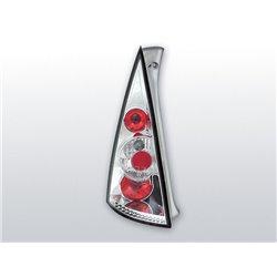 Coppia fari posteriori Citroen C3 02-05 Chrome