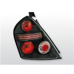 Coppia fari posteriori Fiat Stilo 01-07 Neri