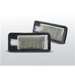 Luci targa LED AUDI A3/A4/A6/A8/Q7 CANBUS
