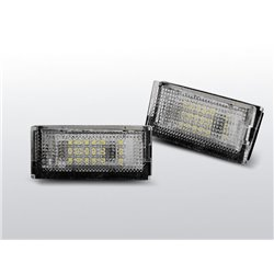 Luci targa LED BMW E46 SEDAN / TOURING 05.98-03.05