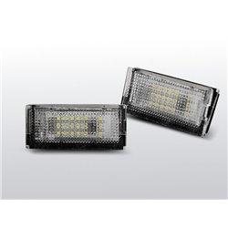 Luci targa LED BMW E46 SEDAN / TOURING 05.98-03.05