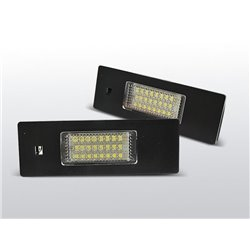 Luci targa LED BMW E81-E87-E64-E63-Z4-E85-E86-Mini R55