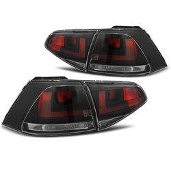 Coppia fari posteriori Volkswagen Golf VII 12- Smoke
