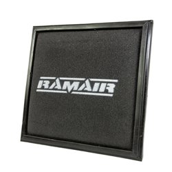Filtro aria sportivo a pannello per Fiat Grande Punto 05-