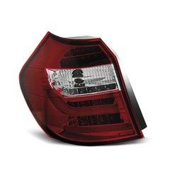 Coppia fari Led Bar posteriori BMW Serie 1 E81-E87 07-11