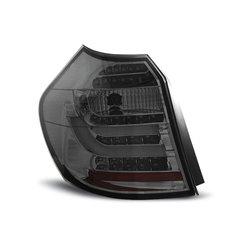 Coppia fari Led Bar posteriori BMW Serie 1 E81-E87 07-11 Fume