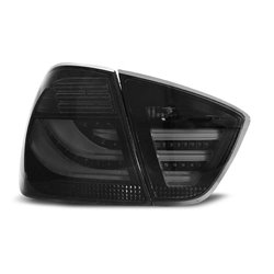 Coppia fari Led Bar posteriori BMW Serie 3 E90 05-08 Fume