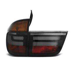 Coppia fari Led Bar posteriori BMW X5 E70 07-10 Fume