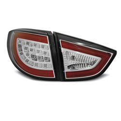 Coppia fari Led posteriori Hyundai IX35 09- Chrome