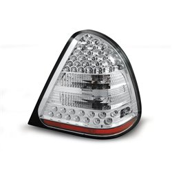 Coppia fari Led posteriori Mercedes Classe C W202 93-00 Chrome