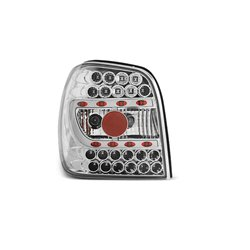 Coppia fari Led posteriori Volkswagen Polo 6N 94-99 Chrome