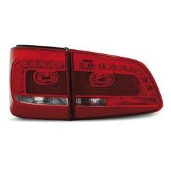 Coppia fari Led posteriori Volkswagen Touran II 2010-