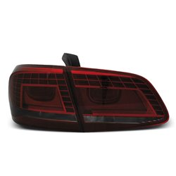 Coppia fari Led posteriori Volkswagen Passat B7 berlina 10-14 Rossi Fume