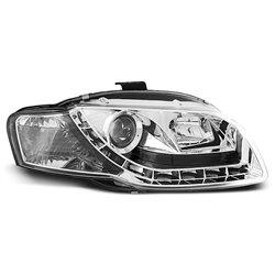 Fari Led stile luce diurna Audi A4 B7 04-08