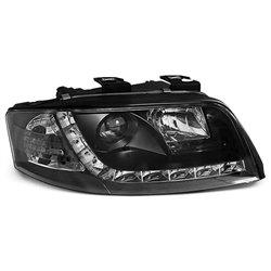 Fari Led stile luce diurna Audi A6 C5 01-04
