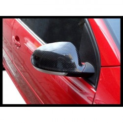 Calotte coprispecchi in carbonio Volkswagen Golf V